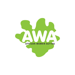 African Women Acting logo