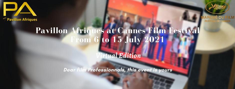 Le Pavillon Afriques au Festival de Cannes 2021