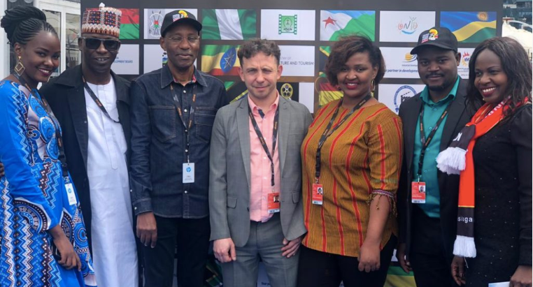 Uganda lures filmmakers at Cannes