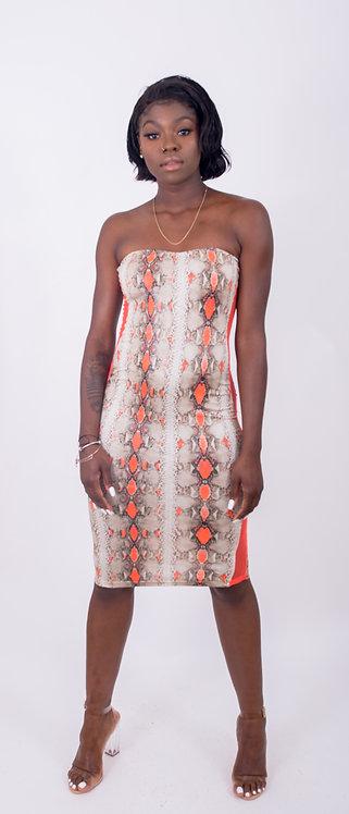 Obsession tube dress