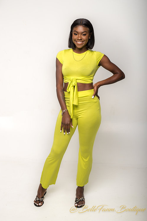Summers two piece set