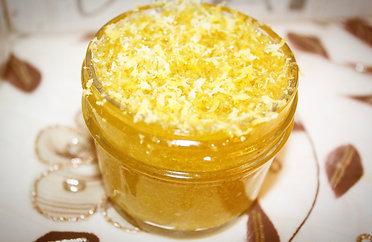 Lemon foaming body Scrub