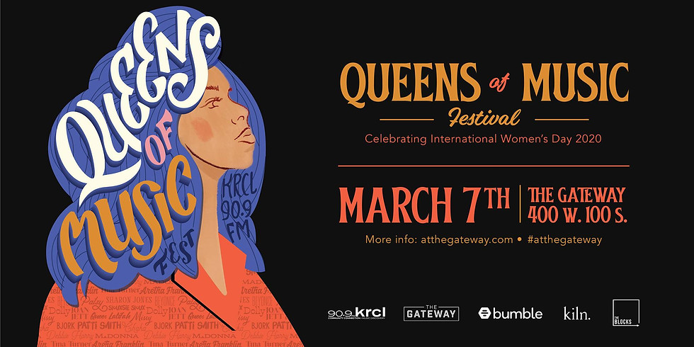 Queens of Music Festival at The Gateway