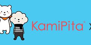 新しいコラボの誕生!Kamipita
