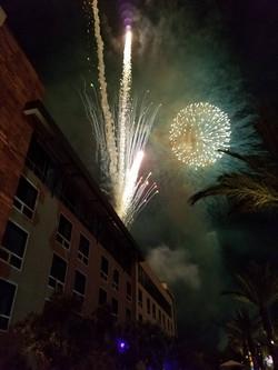 fireworks viejas
