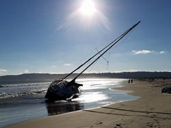 nas north island breakers beach