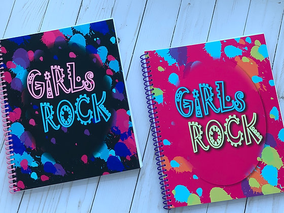 Teenaged Thoughts - Handcrafted Girls Journal