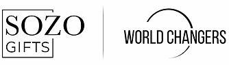 WorldChangers and Sozo Gifts Logo Lockup