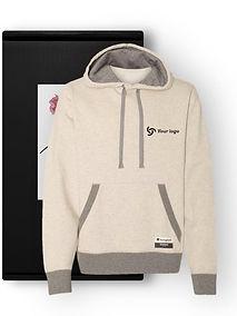 Champion Microsuede Hooded Sweatshirt_Ca