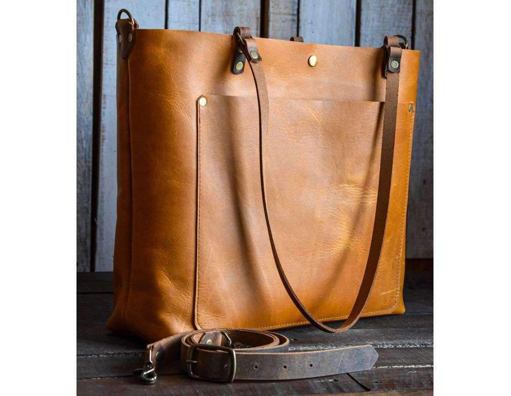 PDP_In Blue Handmade-Leather Minimalist-