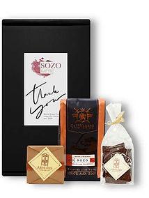 Lg. Coffee Truffles and Chocolate Gift B