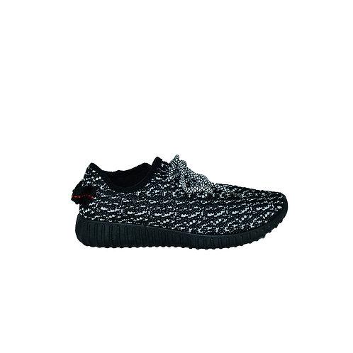 Women's Sneakers Black & Grey