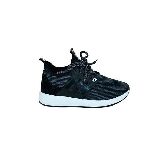 Women's Sneakers Black & White