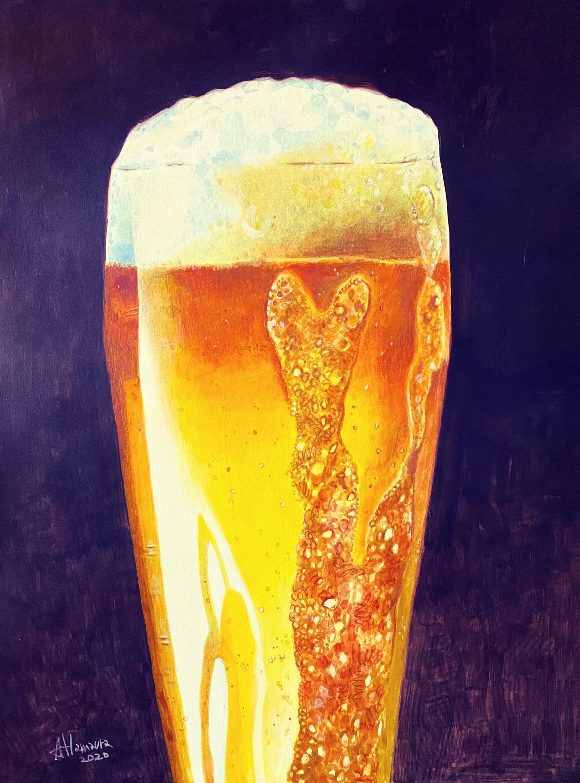 ビール(F6)
