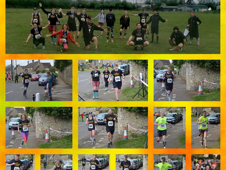 Hullavington Half Marathon * 16 May 2021