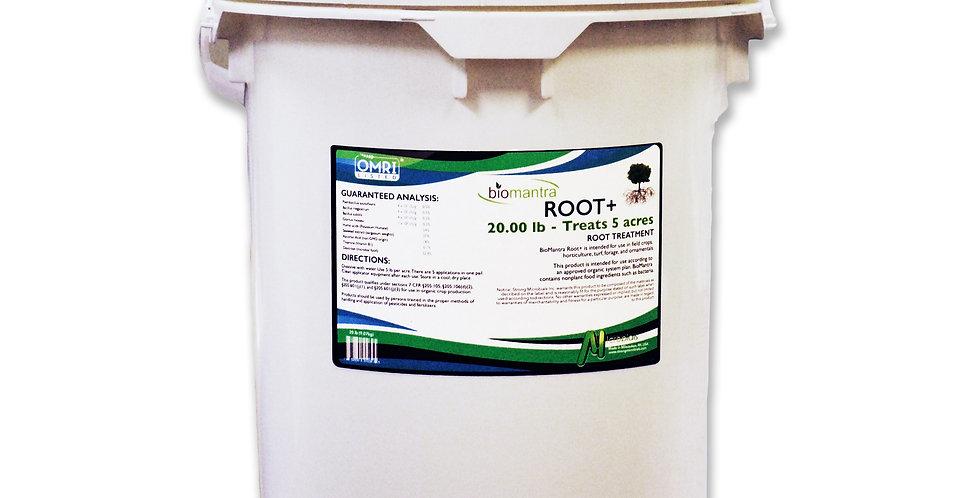 20 lb BioMantra+ Root