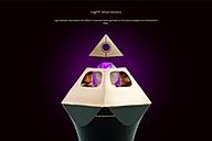 tip of Light Mandala for distance healing