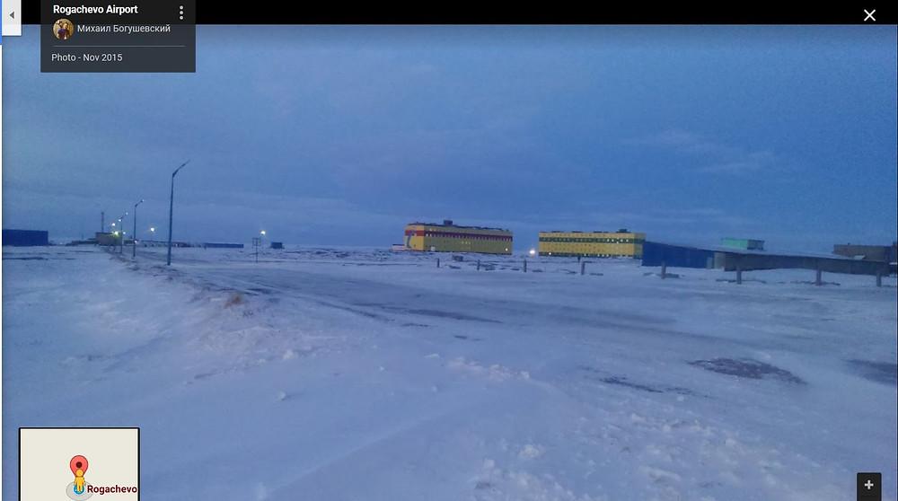Rogachevo (Chimera) Air Base