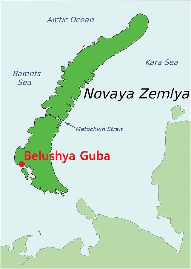 Belushya Guba