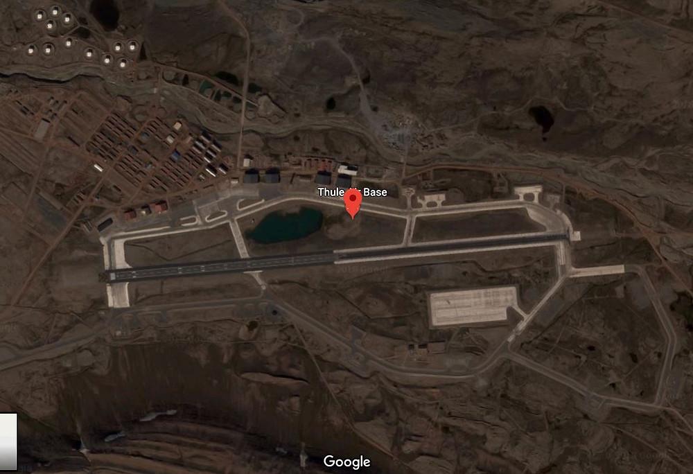 Thule (Chimera) US Air Force Base