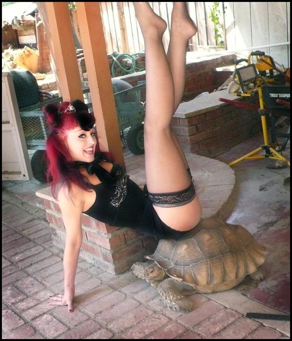 Playful Goddess