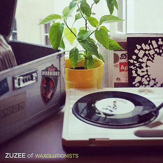 Zuzee Waxolutionists hip hop mix
