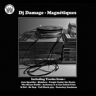 DJ Damage Jazz Liberatorz Mix Jazzy Hip Hop