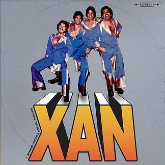 Bossa nova, MPB, afro-cuban, psychedelia, rumba Mix by Xan