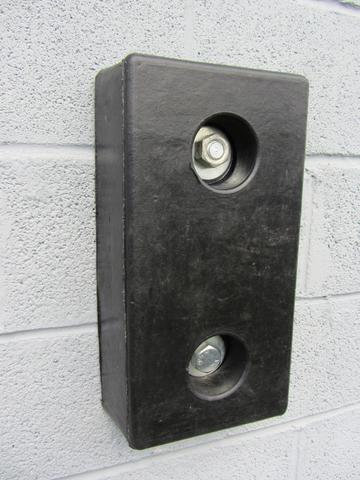 RDB 013 - Rubber Dock Buffer (Approx Dims: 450 x 250 x 100 mm)