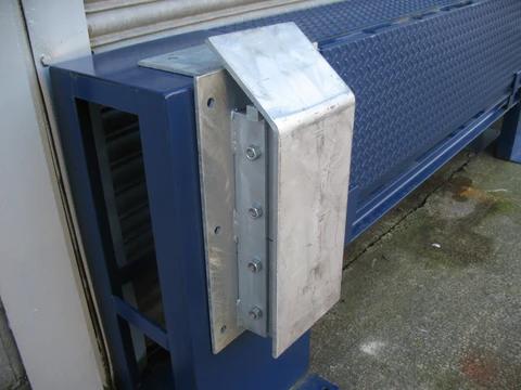 RDB 028 - Steel Dock Buffer (Approx Dims: 620 x 360 x 140 mm)