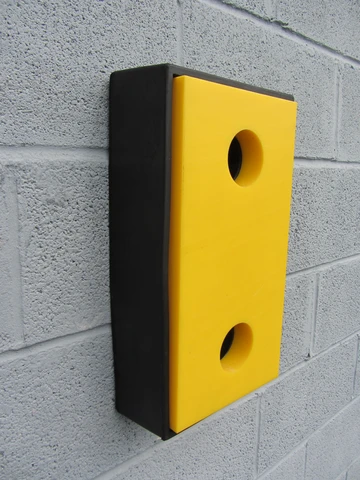 RDB 019 - UHMWPE Dock Buffer (Approx Dims: 450 x 250 x 115 mm)