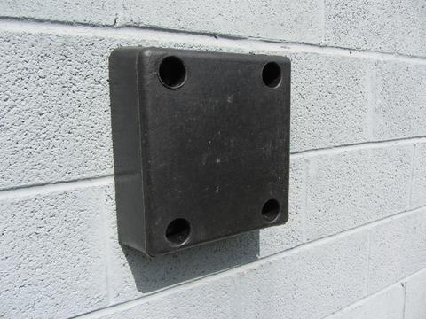 RDB 012 - Rubber Dock Buffer (Approx Dims: 330 x 305 x 100 mm)