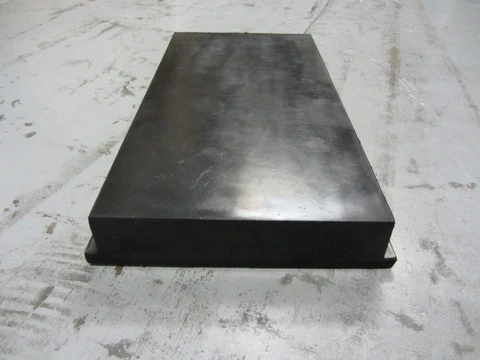 RDB 033 - Front Plate (Approx Dims: 50 x 245 x 50 mm)