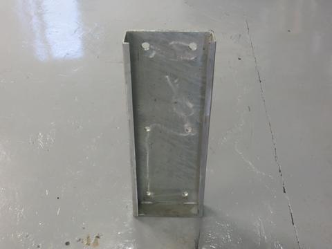 RDB 057 - Back Plate ( Approx Dims: 760 x 270 x 85mm)