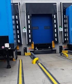 Stertil COMBILOK Vehicle Restraint