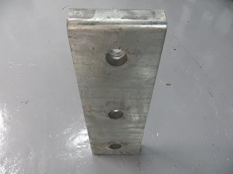 RDB 040 - Front Plate (Approx Dims: 760x 260 x 60 mm)