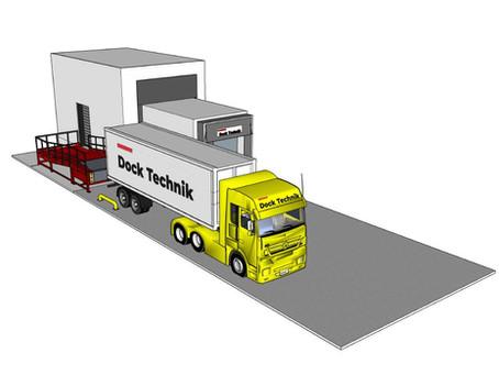 Dock Technik - Loading Bay Visualisation Service
