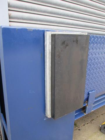 RDB 002 - Rubber Dock Buffer (Approx Dims: 465 x 270 x 66 mm)