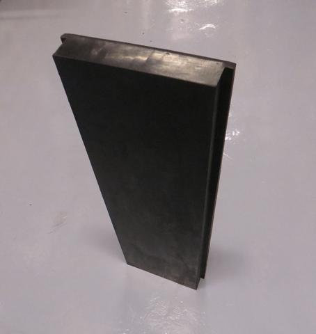 RDB 288 - Front Plate ( Approx Dims: 745 x 246 x 55 mm )