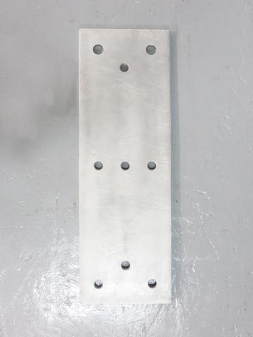 RDB 056 - Back Plate ( Approx Dims: 750 x 255 x 15mm)