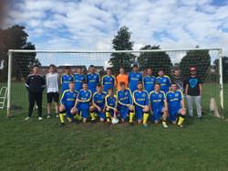 Stoneycroft United 16/17