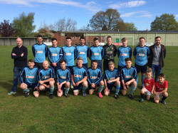 Duke of Rutland FC Team Photo