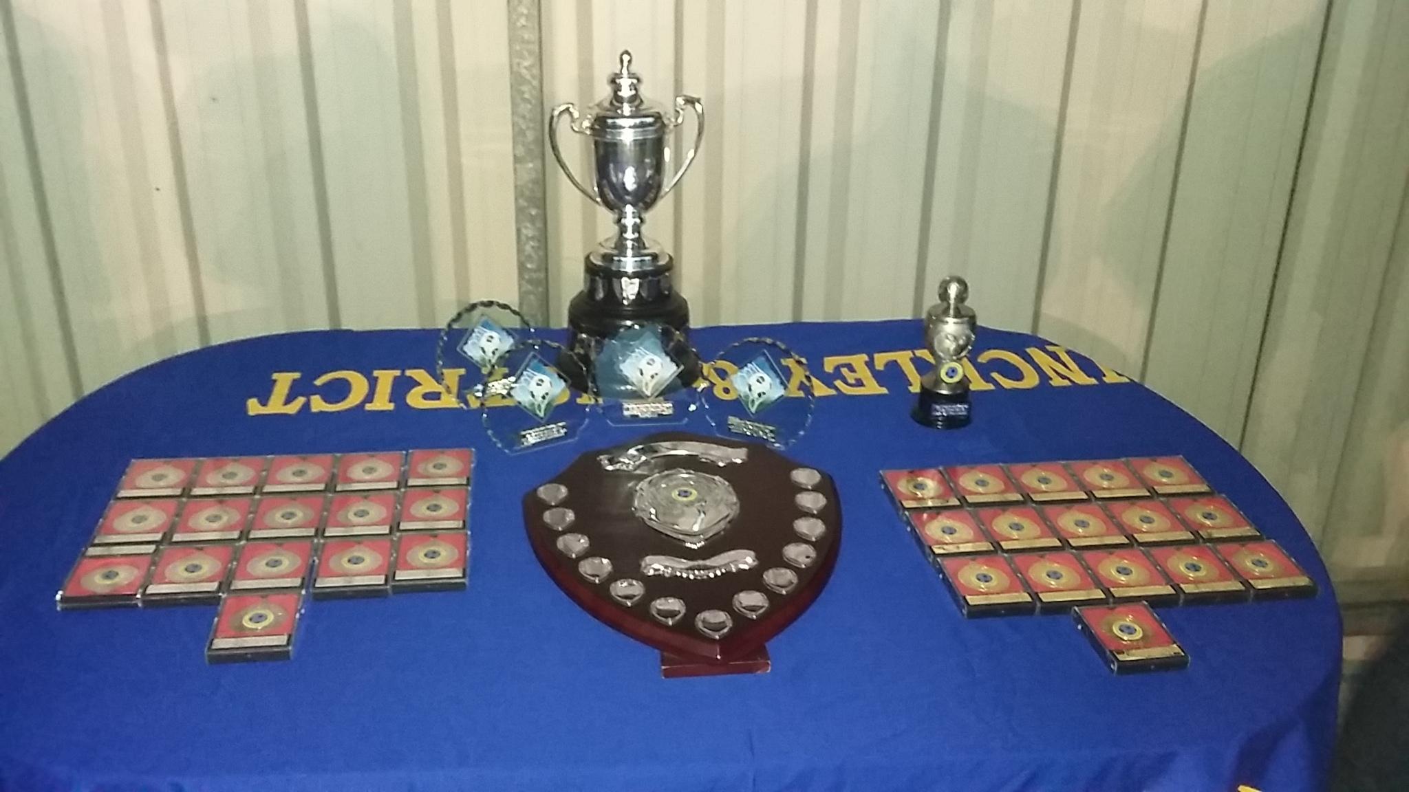 Les Moore Memorial Trophy 15/16