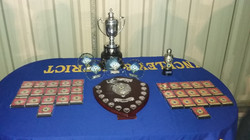Les Moore Memorial Trophy 15/16
