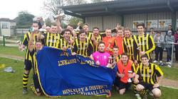 Senior Cup 15/16