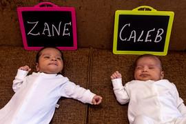 Caleb & Zane
