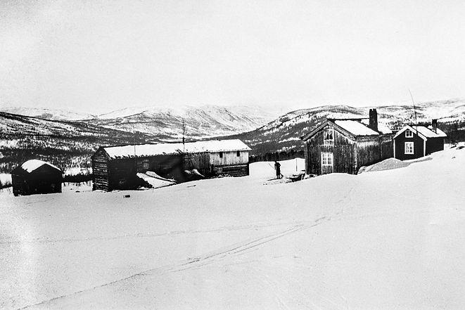 Eivindsplass fjellgard Skurdalen Gamleve