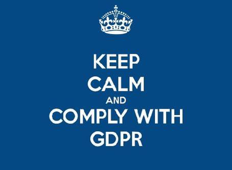 GDPR как повод для раздумий аналитика