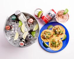 Tacos, Downtown Houston, La Calle