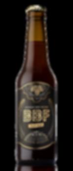 Bouteille bière BBF Old Ale